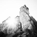 Beeindruckende Sandstein-Felsformation der Externsteine