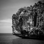 Felsen Nationalpark Mu Ko Ang Thong