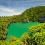 Ko Mae Ko, eine Insel im Ang Thong Nationalpark