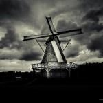 Das Freilichtmuseum in Detmold, Windmühle - Fotograf metapherschwein.de