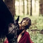 Das Friesenpferd ist eine der ältesten Pferderassen Europas