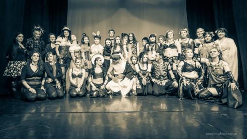 Gruppenbild Proserpina Nacht 2015