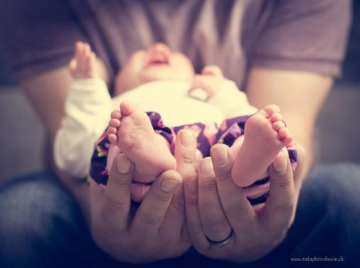 Babyshooting mit Jona Eleen und ihren Eltern 2015 - metapherschwein.de