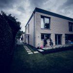 Wohn- und Geschäftshaus in Massivholzbauweise (1) | b|s|s architektur | © Michael Eichhorn