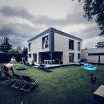 Wohn- und Geschäftshaus in Massivholzbauweise (2) | b|s|s architektur | © Michael Eichhorn