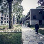 Studentisches Wohnen (1) | Architektur-Contor Müller Schlüter, ACMS Architekten GmbH | © Michael Eichhorn
