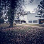 Bauhaus Meisterhaussiedlung von Walter Gropius in Dessau | © Michael Eichhorn
