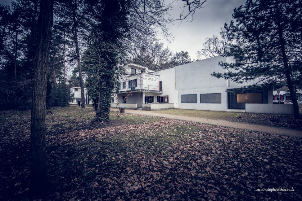 Die Bauhaus Meisterhäuser Von Walter Gropius In Dessau
