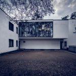 Wohnhaus von Paul Klee und Wassily Kandinsky in der Meisterhaussiedlung in Dessau, Ebertallee 69/71 | © Michael Eichhorn