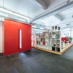 Bürogestaltung Studio B12 im Rebenpark Braunschweig