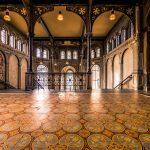 Dachgeschoss der Cumberlandschen Galerie Hannover