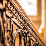 Treppengeländer der Cumberlandschen Galerie Hannover