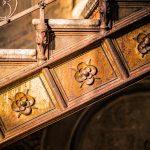 Treppendetail der Cumberlandschen Galerie Hannover