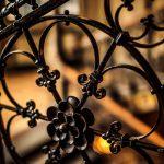 Treppenhausdetail der Cumberlandschen Galerie Hannover
