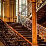 Treppenhaus der Cumberlandschen Galerie Hannover