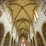 Blick in den Altarraum der Klosterkirche Loccum