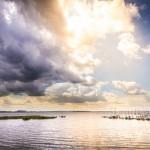 Das Steinhuder Meer zwischen Hannover und Nienburg, fotografiert von metapherschwein
